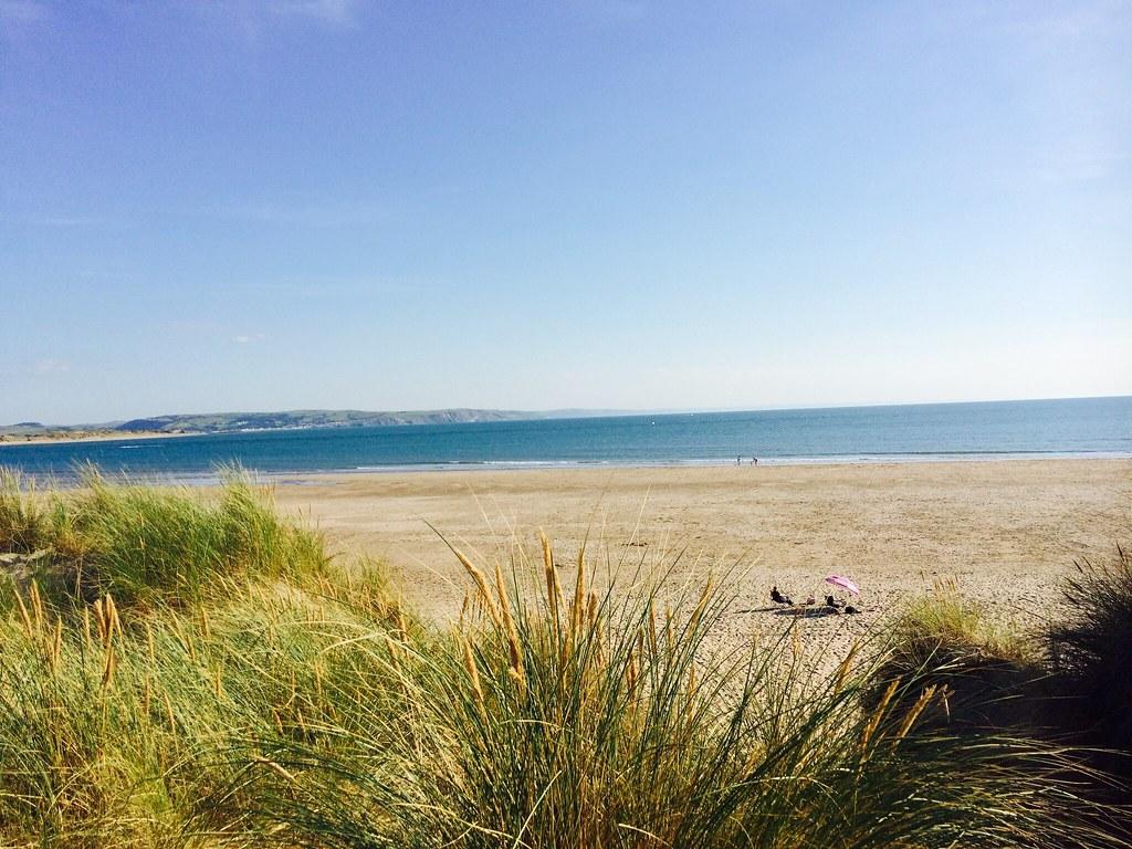 Summertime at Aberdyfi