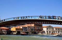 Venezia (Olivija_Owl) Tags: 2016 weekends venezia italy italia blue people bridge honeymoon july summer