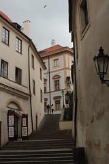 Radnicke Schody (Vicki Milway) Tags: prague czechrepublic hradcany radnickeschody