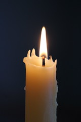 Candle (historygradguy (jobhunting)) Tags: easton ny newyork upstate washingtoncounty candle fire flame