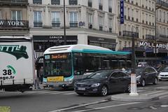 2015 MAN Lion's City Hybrid #4035 (busdude) Tags: ratp group rgie autonome des transports parisiens man lions city hybrid rgieautonomedestransportsparisiens ratpgroup stif syndicat dledefrance syndicatdestransportsdledefrance