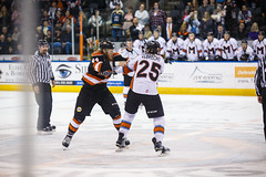"Missouri Mavericks vs. Fort Wayne Komets, November 11, 2016.  Photo: John Howe/ Howe Creative Photography • <a style=""font-size:0.8em;"" href=""http://www.flickr.com/photos/134016632@N02/30894067001/"" target=""_blank"">View on Flickr</a>"