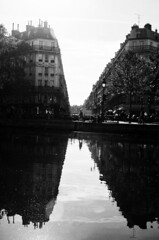 K (kadircelep) Tags: paris streetphotography shadow light reflection cityscape city cityview