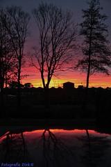 Mooie lucht (dirk..) Tags: fryslân op zijn mooist friesland its best von seiner besten seite på sit bedste frylsân oranjewoud deknipe de knipe the netherlands holland photography dirk © fryslan heerenveen sun sunsetsonne