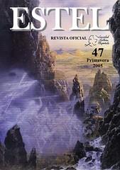 Sociedad_Tolkien_Espanola_Revista_Estel_47_portada (Sociedad Tolkien Espaola (STE)) Tags: ste estel revista tolkien esdla lotr