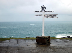 (2016) (019) (krlo_Ox) Tags: landsend uk cornwall celticsea sea seaside signpost krloox