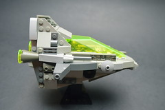 DSC_0033 (BrickTrain) Tags: lego scifi moc afol spaceship outerspace
