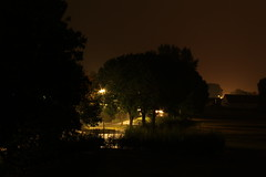 Night (fbnngl) Tags: night germany streets streetlights trees gemany