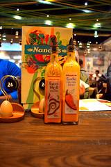 Nandos (RedCameraPhotography) Tags: nandos menu sauces restaurant family