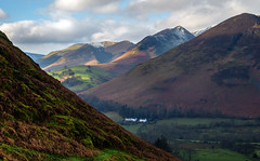 White Houses. (Tall Guy) Tags: tallguy uk lakedistrict cumbria catbells newlands