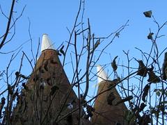 UK - Kent - Leigh - Oast House (JulesFoto) Tags: uk england kent capitalwalkers ramblers leigh oasthouse