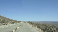 Highway 190 from Death Valley (Panamint Springs) to Highway 395 (Olancha) (spieri_sf) Tags: road street bus vw volkswagen timelapse video desert roadtrip 1975 deathvalley hd westy sierranevada camper westfalia iphone highway395 campmobile highway190