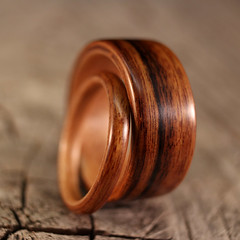 Santos Rosewood and Birch (stoutwoodworks) Tags: wood water wooden natural bend handmade grain wide band craft steam ring rings santos strong handcrafted birch steamed bent narrow stout ecofriendly rosewood lined durable 3mm 10mm bentwood stoutwoodworks