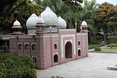 The Taj Mahal, Agra, India ( - Zhu Hua Long) Tags: china park miniature tourist replica shenzhen windowoftheworld