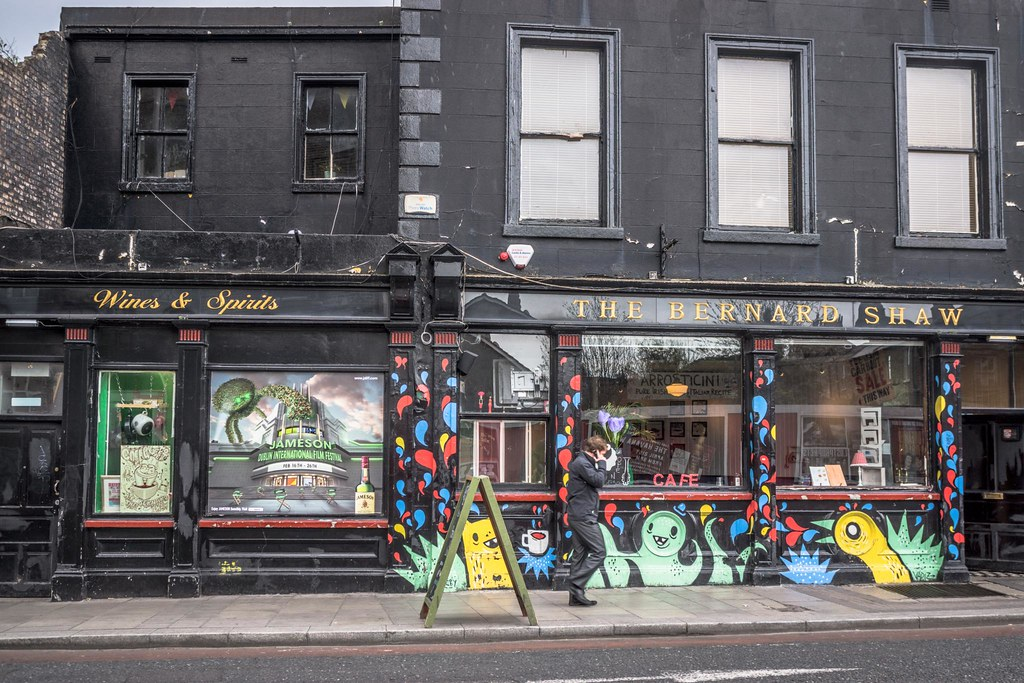 Graffiti & Street Art At Portobello (Dublin)