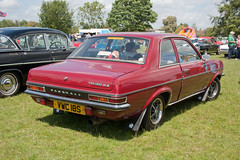 1977 Vauxhall Viva 1300 GLS (Trigger's Retro Road Tests!) Tags: show classic car june vehicle 1977 essex viva 2012 gls vauxhall 1300 lawford revival manningtree