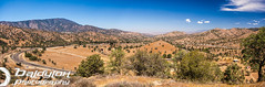 Tehachapi Loop Pano1 (Baldylox Photography) Tags: california railroad mountains tunnel hills unionpacific southernpacific uprr tehachapiloop doubletrack
