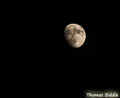 Moon2 (One shot Thomas) Tags: sky moon night nikon lunar nikkon 55200mm d3100