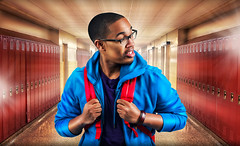 Empty School Hallway with Student Lockers (EricDeJuan) Tags: school kids youth lockers lights student education long university doors quiet floor empty unitedstatesofamerica young nobody storage hallway highschool clean indoors learning secure lecture studying academic classrooms classes scholastic