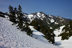 Snowy Mountain View - Gladys Divide (Zoomdak) Tags: photography photo image thomas picture robinson crosspost zoomdak ifttt