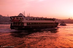 sundown at the golden-horn (puthoOr photOgraphy) Tags: sunset sunlight istanbul dk lightroom karakoy cokinfilter goldenhorn cokin d90 adobelightroom nikond90 lightroom3 puthoor gettyimagehq puthoorphotography