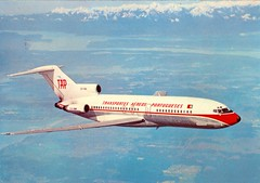 Boing 727 TAP (Jibup) Tags: flying wings aircraft transport flight jet crew engines planes pilot fuel turboprop powered