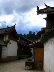 Lijiang peaceful life (Py All) Tags: china city house asia asie  yunnan maison lijiang ville chine