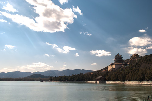 Summer Palace and Lake Kunming