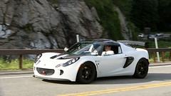 Lotus Elise 1306121455w (gparet) Tags: road bridge curves scenic motorcycles bearmountain overlook windingroad twisties goatpath goattrail