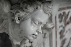 cathdrale Saint-Vincent, Viviers (jacqueline.poggi) Tags: france architecture angel cathedral roman ange gothic cathdrale gothique ardche rhnealpes viviers architecturereligieuse essor cathdralesaintvincent