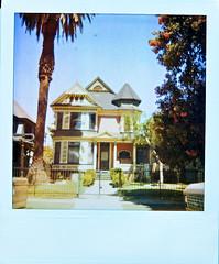 House Two (Maureen Bond) Tags: film home polaroid historic 600 instant 2013 roidweek maureenbond filmfriday