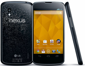 Google selling the Nexus 4 for $199