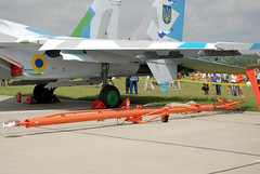 "Sukhoi Su-27 (3) • <a style=""font-size:0.8em;"" href=""http://www.flickr.com/photos/81723459@N04/9962640576/"" target=""_blank"">View on Flickr</a>"