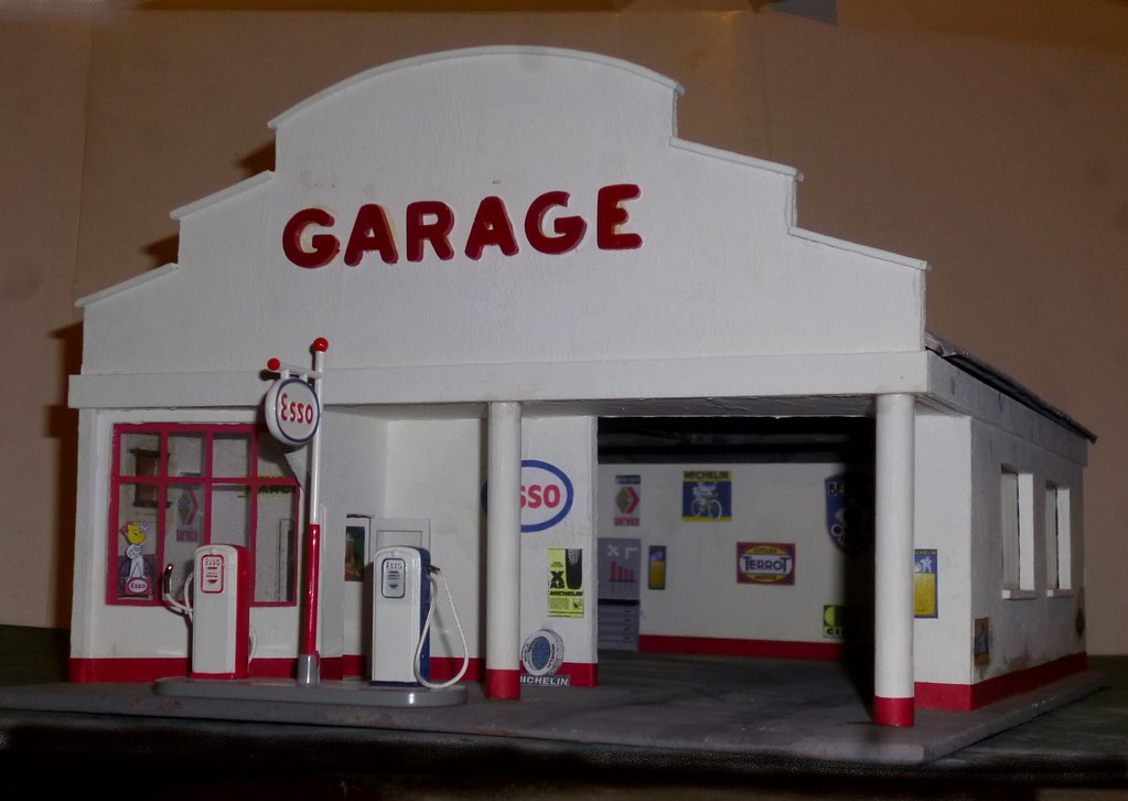 The world 39 s best photos of cars and carton flickr hive mind for Garage auto fab ennery