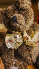 Teddy (treehuggerdcg) Tags: bear teddy expression sony teddybear favourite whimsical odc tmsh wx50 114in2014 414sh15