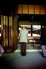 prayer (an unwritten life) Tags: leica tokyo prayer meijishrine colorskopar21f4 leicam9