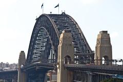 Observation Hill .. Sydney (:: Blende 22 ::) Tags: street bridge streets sydney australia newsouthwales australien sydneyharbourbridge streetshot observationhill ef70200mmf4lisusm canoneos5dmarkii