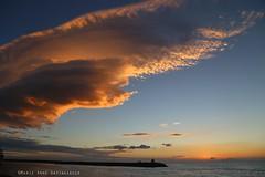 Bastia (Marie-Anne Gattaciecca) Tags: nuvola corse corsica nuage bastia aube korsika lenticulaire lenticolare corcga