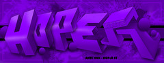 Hoper - Ante (colaboracin) (Hoper 1) Tags: wallpaper graffiti design 3d artist drawing digitalart adobe illustrate hoper digitalsketch digitalgraffiti graffiti3d vectorgraffiti photoshopcs6 vectorpiece