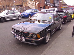 BMW Coupe (ukdaykev) Tags: cars car birmingham classiccar bmw coupe classiccars brum birminghamuk kingsheath classictransport c215buc