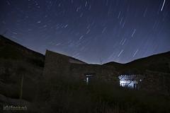 Nit estrellada ( alfanhu) Tags: nightshot nocturna sella corral nocturn farmyard zenital circumpolar benimantell llorenots komandokassalla