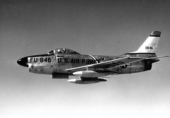 F-86D North American photo (San Diego Air & Space Museum Archives) Tags: aircraft f86d northamericansabre