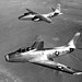Second XB-45 and First XF-86