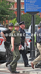 NPW '15 Wed. -- 24 (Bullneck) Tags: washingtondc spring uniform gun cops police troopers toughguy signage americana heroes macho statepolice nationalpoliceweek statetroopers biglug bullgoons federalcity wvsp westvirginiastatepolice berkeleycountysheriffs