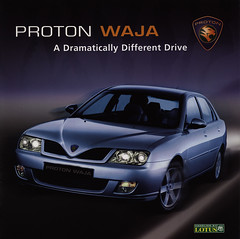 Proton Waja - A Dramatically Different Drive 2000_1  (Australia) (World Travel Library) Tags: world auto travel cars car by ads photography drive photo model automobile 2000 gallery ride image photos library go wheels transport galeria picture automotive center collection photograph papers online vehicle motor makes collectible collectors brochures catalogue  proton documents fahrzeug collezione frontcover coleccin waja motoring wagen automobil  sammlung prospekt dokument katalog assortimento recueil worldcars salesliterature worldtravellib