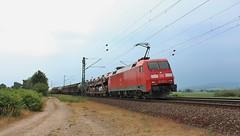 DBS 152 073 met een gemengde goederentrein. (twenterail) Tags: siemens eisenbahn zug trein dbs br152 dbschenker