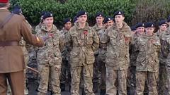 20161113_123538 (Jason & Debbie) Tags: remembrancedayparade norwich army navy cadets remembrance airforce poppy veterans wwii worldwarii parade cathedral ceremony cityhall aylshamroadacf ard detachment acf