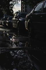 Reflejos empedrados (harpman71) Tags: parquecentenario buenosaires argentina nikon d5200 35mm darktable reflejos empedrado