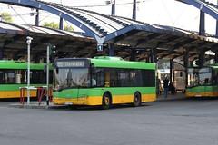 MPK Poznan, 1756 (PO 639TA) (Chris GBNL) Tags: mpkpozna bus 1756 po639ta solarisurbino pozna
