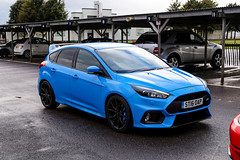 Nitrous Blue (Reece Garside | Photography) Tags: ford focus focusrs rs american supercar summer spotter sun street car canon canon6d 6d hypercar history rare london nitrous blue goodwood saywell petersaywell